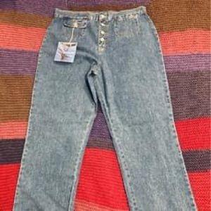 NWT.  Vintage SANTANA jeans